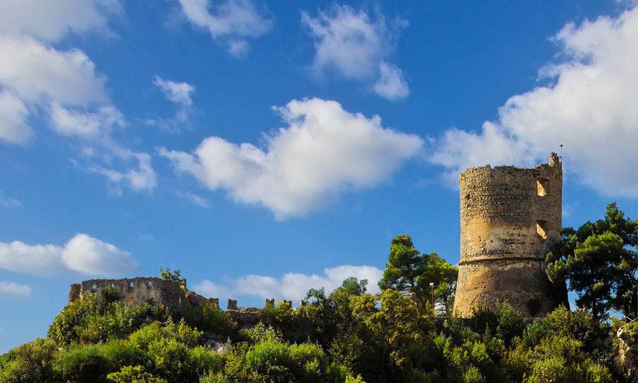 torre dello ziro costiera amalfitana